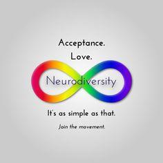 #Neurodiversity.