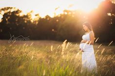 """Austin Maternity Photographer - Gorgeous mama-to-be """"K"""" #outdoor #sunset #maternity"""