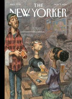 "nevver: ""The New Yorker"""