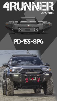 Shop Toyota Bumpers at VPR Our Bumper are American Made for your Toyota. Black Ford Raptor, Toyota Runner, Toyota 4runner Trd, Off Road Camping, Bug Out Vehicle, Nissan Xterra, Bmw Series, Expedition Vehicle, Audi Tt