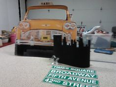 New York City Themed Party ideas - from shindig.com x