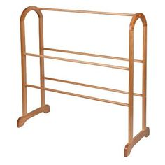 Wooden Towel Stand at Homebase -- Be inspired and make your house a home. Buy now.