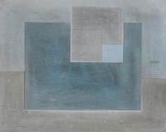 "regnregn: "" ben nicholson, argos, oil on board """