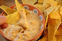 Recipe: Gluten Free Chili Con Queso Dip