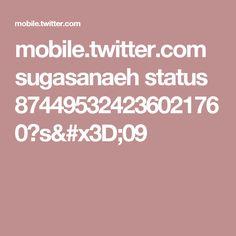 mobile.twitter.com sugasanaeh status 874495324236021760?s=09