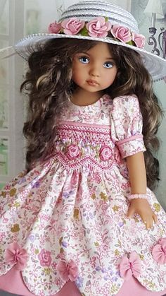 gorgeous doll