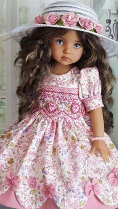 gorgeous doll