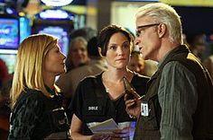 CSI Las Vegas : I am really loving Ted Danson on CSI, the Magic is back!