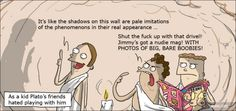 Plato was quite unpopular