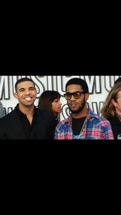 Drake and kid cudi