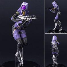 The Mass Effect Bishoujo Statues - Tali' Zorah statue is gorgeous! Kotobukiya returns to Mass Effect for their next Bishoujo Statue: the long awaited Tali' Zorah! Based on a new character interpretati