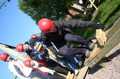 adventure days teambuilding activities