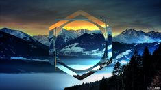Cool Polyscape Backgrounds