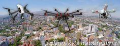 Renta de Drones para filmación y video aéreo.
