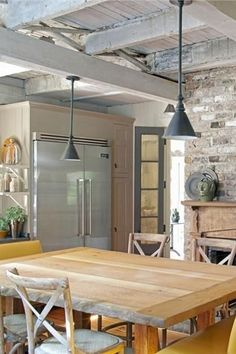 Rustic Kitchen, Diy Ideas, Bb, Ceiling Lights, Interior Design, Lighting, Pictures, Home Decor, Houses