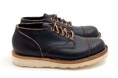 Viberg CXL Oxford Shoe | SLAMXHYPE