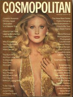 Cosmopolitan December 1973