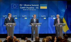 EU agrees on Ukraine - Georgia visa-free travel amid veto risks and populist fears