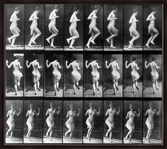 Left Foot Hop - Eadweard Muybridge - pictures, photography, photo art online at LUMAS