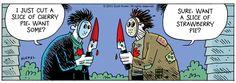 Eek! Comic Strip, November 16, 2015     on GoComics.com