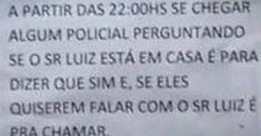 osCurve Brasil : Luiz Estevão deixou bilhete para liberar policiais...