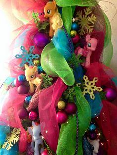 My little pony Christmas tree