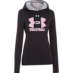 Under Armour Women's Volleyball Hoodie