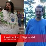 #Overweight since the third grade, 430 pound Jonathan got tired of feeling tired and has dropped 150 pounds so far! His story today -> http://scale.fm/21pn   #weightloss #motivation #podcast #inspiration #diet