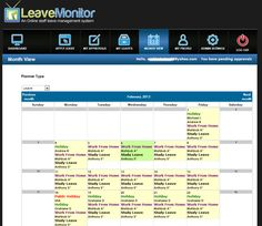 Lovely Find out the best staff holiday tracker software for your management and achieve your goals with