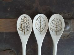 Wooden Spoon Hostess Gift Shower Gift by WeShouldSpoon on Etsy, $10.00