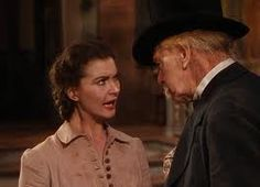 """I'm going home, I want my mother; my mother needs me."" - Scarlett and Dr Meade in GWTW"