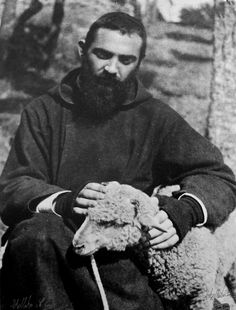Gentle Padre Pio