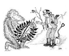 The passing of the cartoonist laurels - EDWARD KOREN AND ALISON BECHDEL