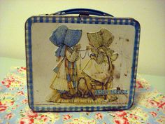 Holly Hobbie - This was my favorite lunch box. Holly Hobbie, Vintage Lunch Boxes, Trash To Treasure, I Remember When, Sister Love, Ol Days, My Childhood Memories, The Good Old Days, Back In The Day