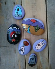 Rock painting✌️