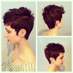 Proper Pixie Cuts : Photo