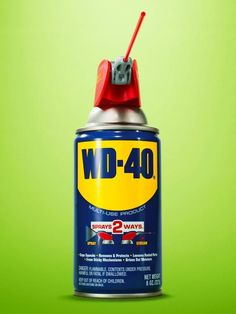 There have been more than 2,000 reported uses for WD-40. HGTV Magazine shares handy uses for this trusted standby.