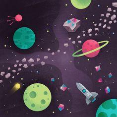 Dribbble - cosmic_causeway1.jpg by Matt Stevens