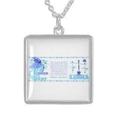 Valxart 2012 2072 1952 WaterDragon zodiac Libra Jewelry