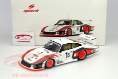 "Porsche 935/78 ""Moby Dick"", Silverstone 6 Hours 1978, No.1, Jochen Mass / Jacky Ickx, Porsche Martini Racing Team. Spark, 1/18, Limited Edition 300 pcs. Price (2016): 150 EUR."