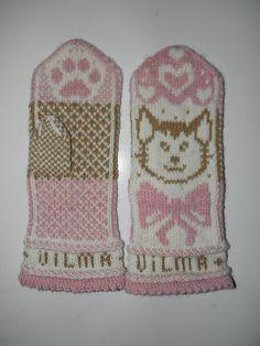 Ravelry: Mittens pattern by Veera Romppainen