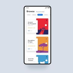 """UI Bucket on Instagram: """"🔥😍 Reading application #appdesign #animation   Follow @uibucket for daily UX-UI inspirations - Video courtesy: crank on #dribbble…"""" Mobile Ui Design, App Ui Design, User Interface Design, Flat Design, Card Ui, Wordpress Theme, Mobile App Ui, Ui Design Inspiration, Application Design"""