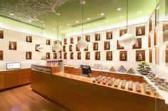Tea shops - Thé du dragon by moodesign, Montréal