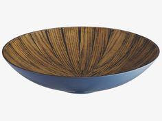 HANOI Blue bamboo bowl