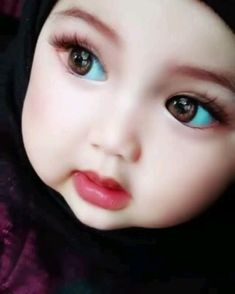Cute Kids Pics, Cute Baby Girl Pictures, Baby Boy Photos, Cute Funny Baby Videos, Cute Funny Babies, Mode Turban, Cute Little Baby Girl, Cute Babies Photography, Cute Baby Wallpaper