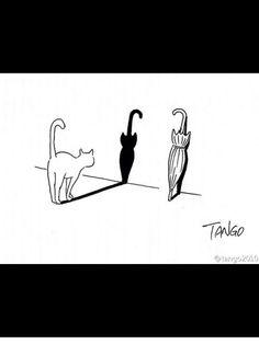 Иллюстратор под псевдонимом Tango