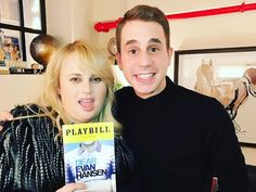 The Barden University reunion class has grown by one. She might'vemissed out on Ben Platt'sSkylar Astin/Anna Camp sandwichlate last year,but Rebel Wilson hit all the right notes dur…