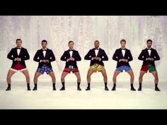 9980655da76549 Show Your Joe - Kmart Christmas Commercial TV AD  men in boxers Kmart  Controversy