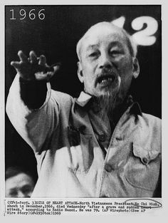 The effects of Ho Chi Minh's leadership on his own community?