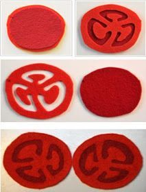 Make felt donuts for fun food game or simple hanging Christmas decorationsMake felt donuts for fun food game or simple hanging Christmas decorationsHow To Make Felt Food For Role Playing Felt Crafts, Fabric Crafts, Sewing Crafts, Diy And Crafts, Sewing Projects, Sewing For Kids, Diy For Kids, Crafts For Kids, Felt Food Patterns